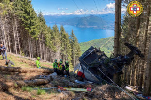 Italy Cable Car Deaths