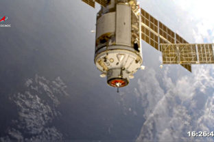 Russia Space Station