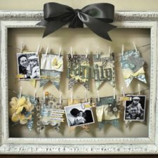 Display family photos on your walls 45 640x556.jpg