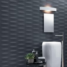 Creative wall design 3d ceramic bathroom anthracite gray relief structure.jpg