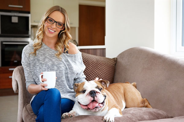 Woman with bulldog_vdtpdh.jpg