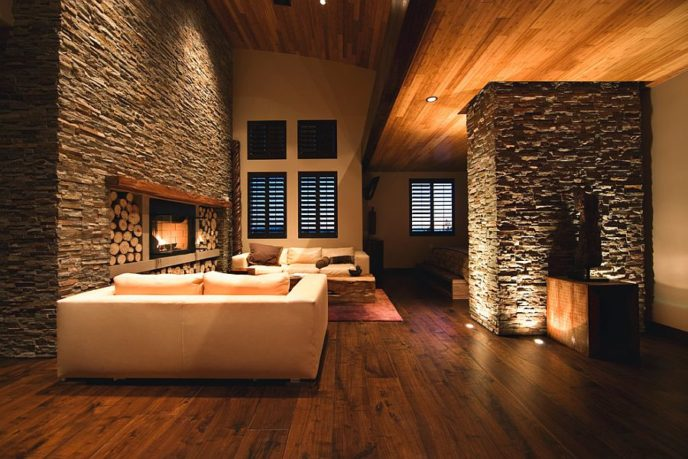 Beautiful in floor and recessed lighting used to create a cozy ambiance in the living room.jpg
